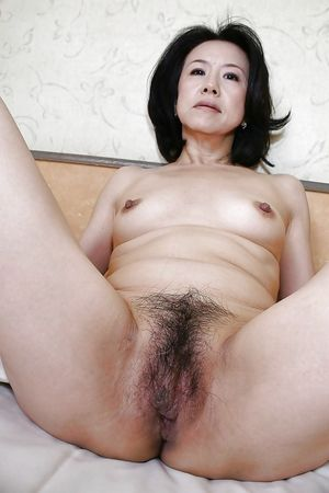 Free Mature Asian Pussy