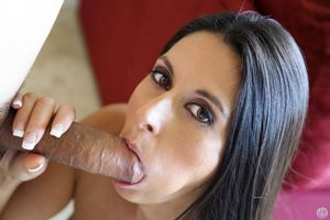 Hot MILF slut Nikki Daniels in high..