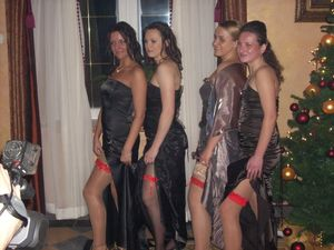 Pantyhose nylons party 157 upskirtporn