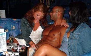 Interracial mature pictures, black..