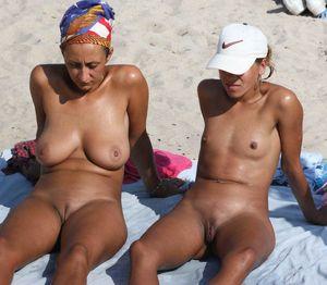 Cute topless English girl