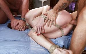 Forced sex anal bondage - Bondage
