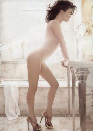 Jones catherine naked zeta 58 Catherine