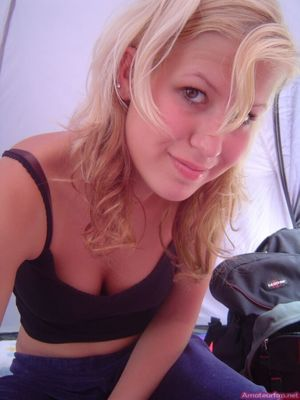 Sweet Blond German Teen From Berlin..
