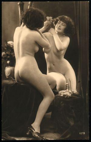 Classic Vintage retro Erotica: The way..