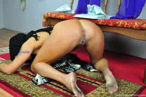arab girl sexy video