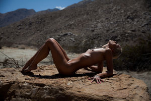 amy irving nude
