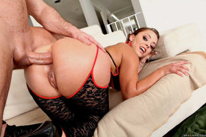 Big booty French pornstar Liza Del..