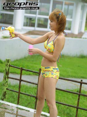 Yuna Miyazawa erotic pictures..