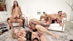 Swingers Orgies 11 Streaming Video On..