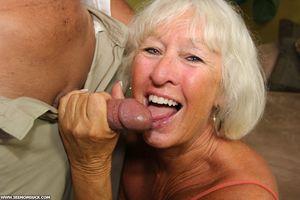 Granny blow job pics - Other