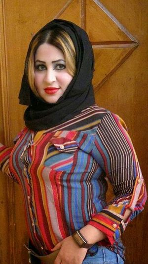 Tante Jilbab Arab Hot insyaf