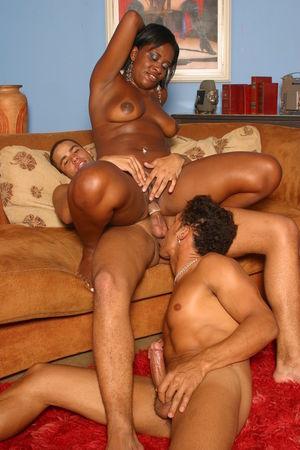 Black Shemale Bisexual Orgy Epicsoid..