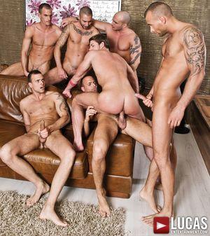 Gangbangs got gay porn - Other - Hot..