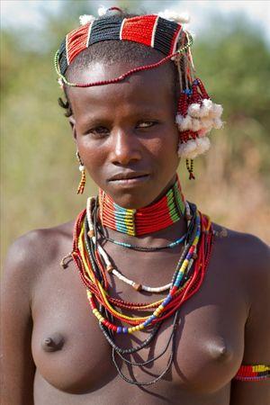 Pack No African Tribal Girls Myclub..