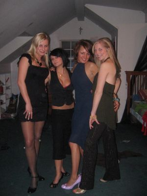 Pantyhose nylons party 63 upskirtporn