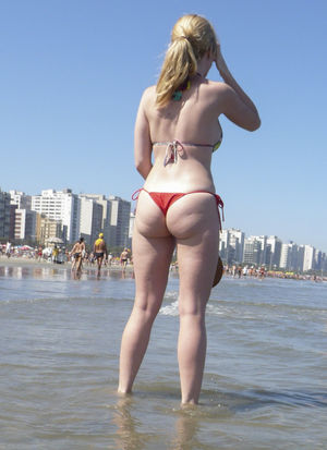 in gallery Candid Bikini Ass X..