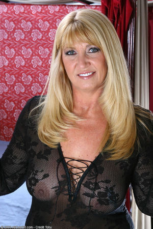 AllOver30 - Beautiful Mature Blonde..