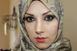 Tunisian cute teen face sluts lips..