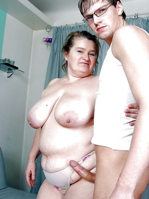 Mature sexy Moms and their boys! Mixed..