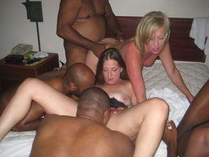 Swingers interracial orgies - Pussy..