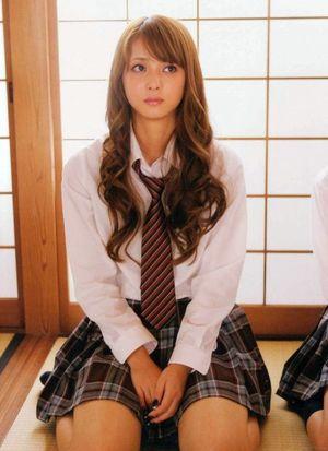 Nozomi Sasaki: a beautiful Japanese..