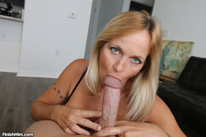 Step Mom Titty Fuck - FinishHim -..