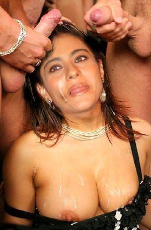 Top 50 Porn Images of Kajol XXX Nude..