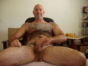 Blessed Hairy Mature Hardon II..