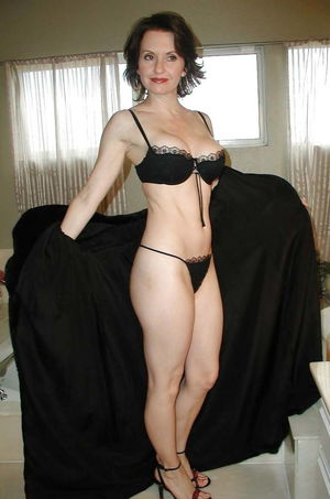 Matures - Stockings and Lingerie -..