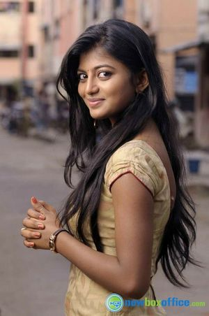 Anandhi Photos Anandhi in Poriyaalan..