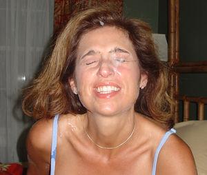 Cumshots 2 Beauty faces upskirtporn