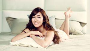 Jessica Jung Koreanerin Asiatin asian..