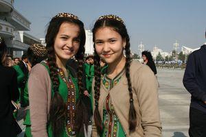 Ashgabat, The Weirdest City in the..