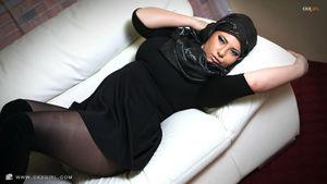 DahliaMuslim CokeGirlx Muslim Hijab..