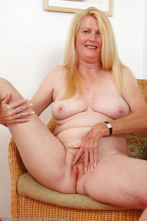 55 year old Josie loves to show of her..