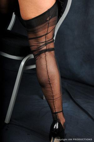Fetish Amanda Nylons High Definition..