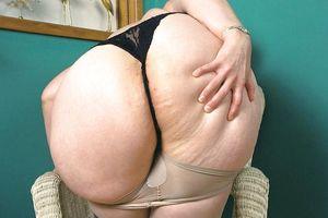 Big Tits Huge Ass Granny 3!! - Pics -..