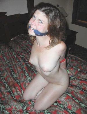 Bound Gagged Nude 01 upskirtporn