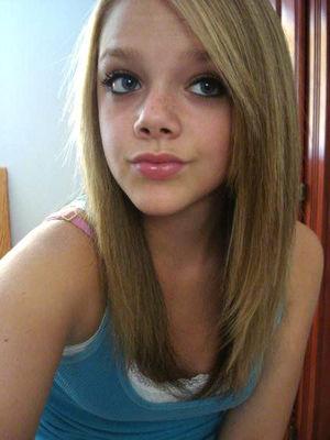 german young Teen Girls hot cum Face..