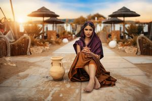 beautiful arabian girls