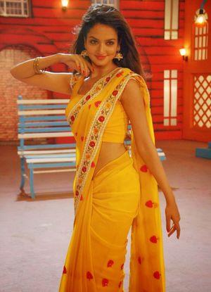 HD: south indian sexy actress shanvi..