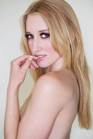 Riley Reyes Riley Reyes if a Blonde..