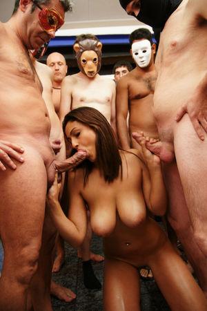 Erotic kinky bukkake ideas activities..