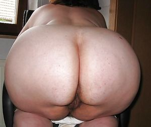 BBW - Big Butt Milf - Mature Ass Hole..