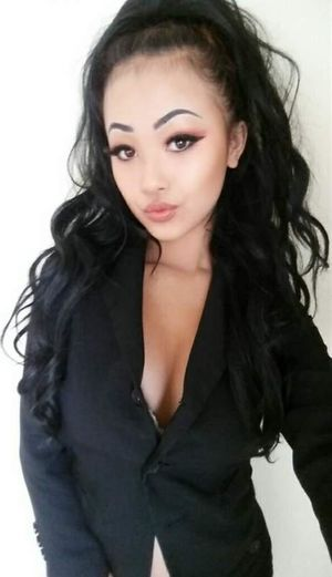 College Asian girl Cecelia looking for..
