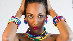 african teen tits