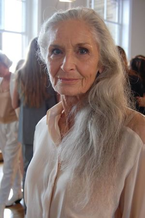 Daphne Selfe. World's oldest..