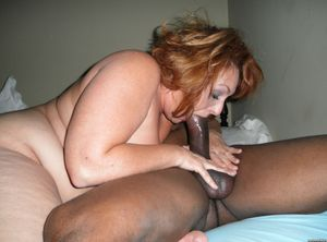 BBW wife gets nailed by BBC while her..