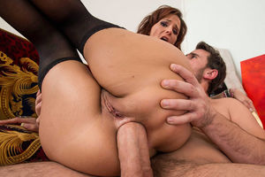 cougars anal sex